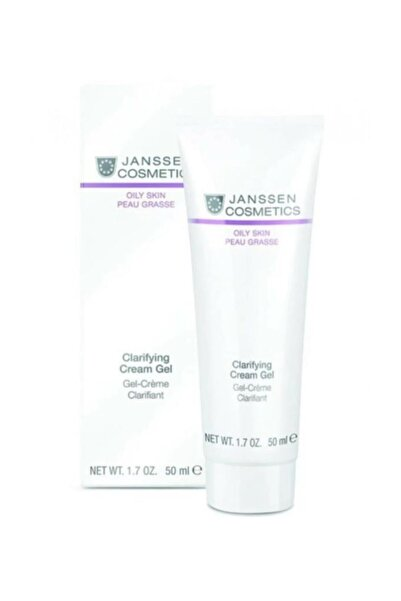 Janssen Cosmetics Clarifying Sebum Dengeleyici Krem Jel 50 ml