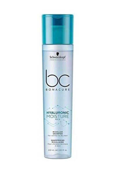 Schwarzkopf Bonacure Hyaluronic Nem Yükleme Saç Bakım Şampuanı 250ml