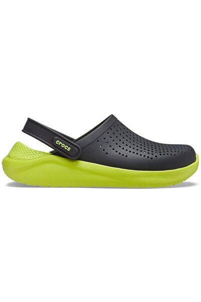 Crocs Literide Siyah-yeşil 20452 - 0gu