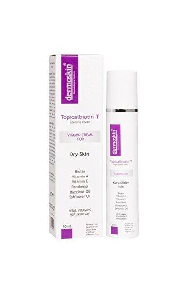 Dermoskin Topicalbiotin T Vitamin Kremi - Kuru Cilt