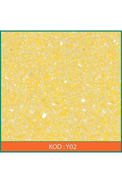 ventrawall Sarı Duvar Boyası Y02 5m² Ipek Sıva