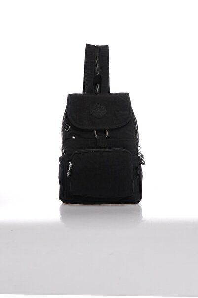 SMART BAGS Kadın Siyah Sırt Çantası Smbk1138-0001
