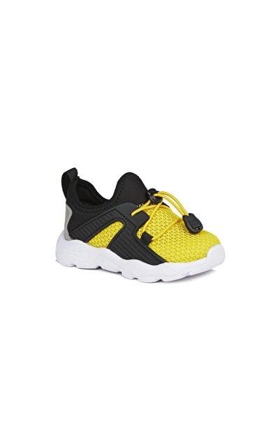 Vicco Joker Unisex Bebe Sarı Spor Ayakkabı