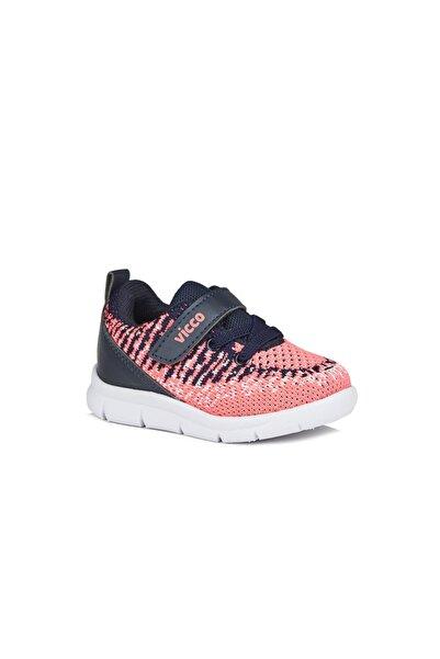 Vicco Kız Bebe Lacivert Spor Ayakkabı