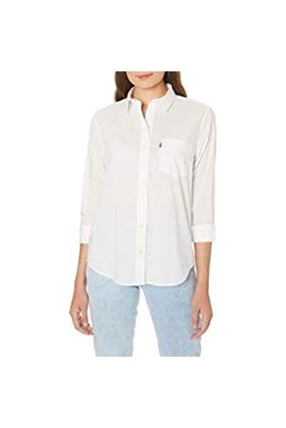 Levi's Kadın Beyaz Gömlek (58937-0015)
