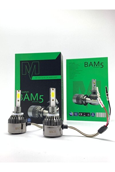 Mach Bam5 H1 Profesyonel Led Xenon - 6400lm