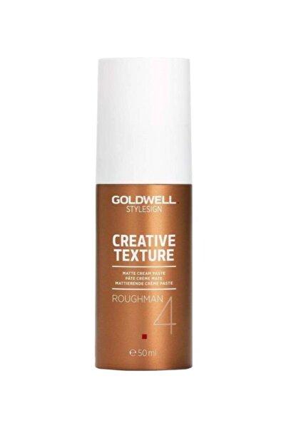 GOLDWELL Creative Texture Roughman Mat Krem Macun 50 ml