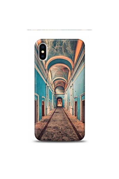 EXCLUSIVE Apple Iphone Xs Beautiful Places Desenli Telefon Kılıfı