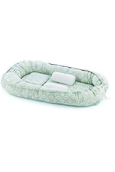 Babyjem Yeşil Halka Ebeveyn Yanı Yatağı 419