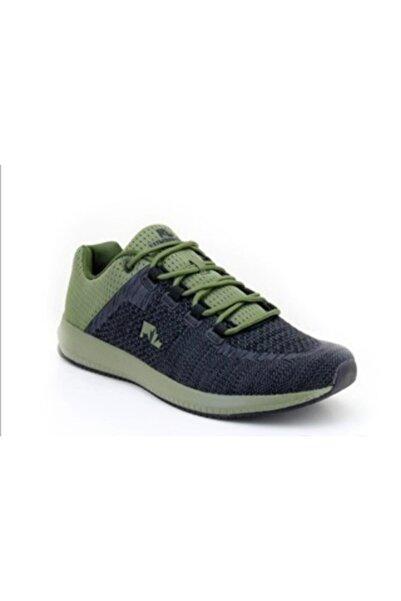 lumberjack Ale-m Erkek Haki Sneaker Spor Ayakkabı As00035492