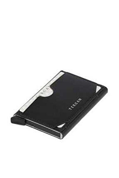 Unisex Siyah Deri Kredi Kartlık S1KK00000260