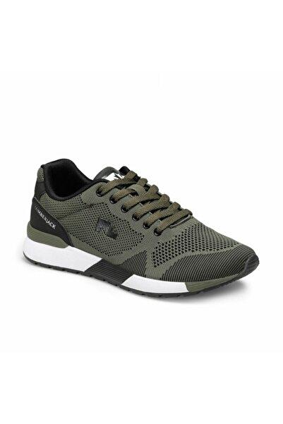 lumberjack Erkek  Vendor Haki Sneaker Ayakkabı