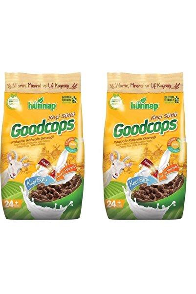 Hünnap Goodcops Keçi Sütlü Kahvaltı Gevreği 300 gr 2 Adet