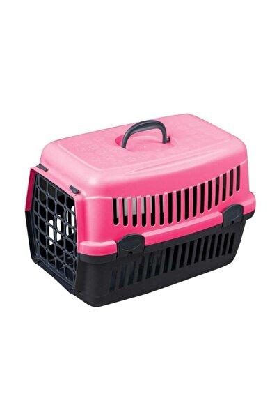SERA Pembe Kedi Köpek Taşıma Çantası 50x34x33cm