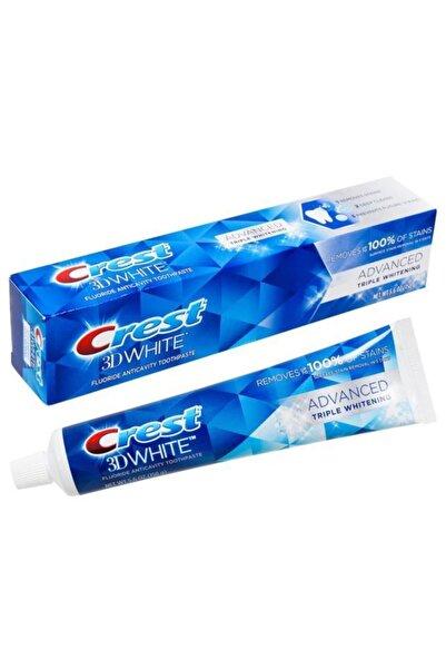 CREST 3d White Advanced Triple Whitening Diş Macunu 158 gr