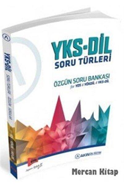 Akın Dil Eğitimi Yargı Yayınları Yksdil Soru Türleri Özgün Soru Bankası Akın Dil