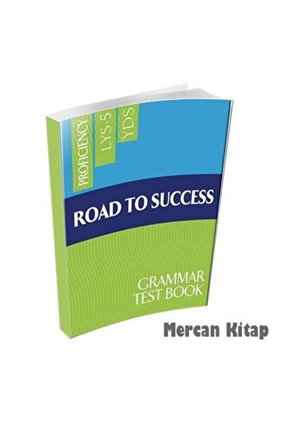Ydspublishing Yayınları Yds Lys 5 Road To Success Grammer Test Book