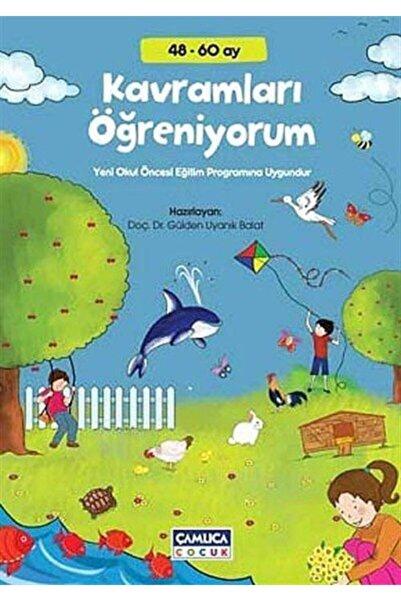 Çamlıca Çocuk Yayınları Kavramları Öğreniyorum (48-60 Ay)