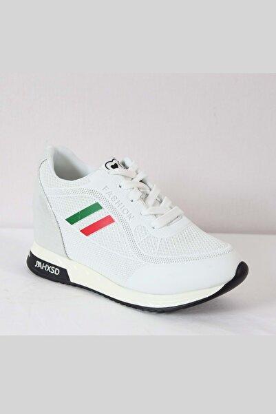 Guja Kadın Spor Ayakkabı 19zk330-1 - Beyaz - 36