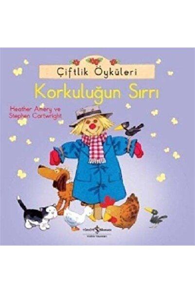 İş Bankası Kültür Yayınları Çiftlik Öyküleri - Korkuluğun Sırrı