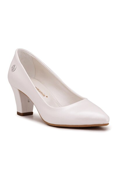 Mammamia D20ya-3835 Topuklu Bayan Ayakkabı