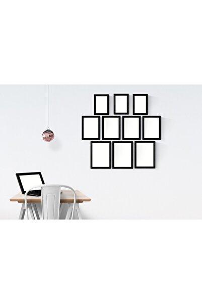 YED Frame 3 Adet 10x15 - 4 Adet 13x18 - 3 Adet 15x21 Resim Çerçeve Seti