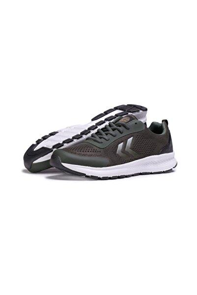 HUMMEL Unisex Haki Dynamıc Spor  Ayakkabı