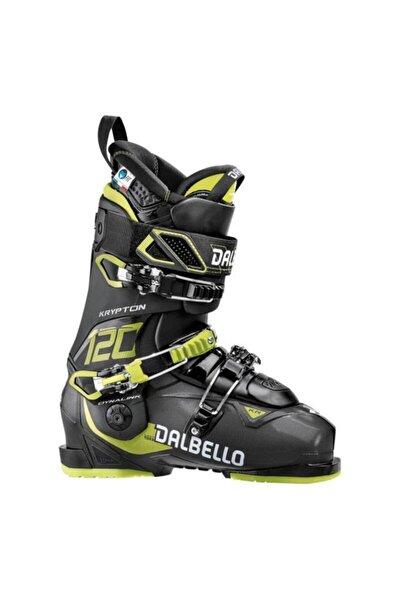 Dalbello Krypton 120 Unı Erkek Kayak Ayakkabısı Siyah
