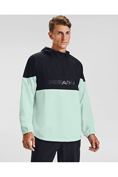 Under Armour Erkek Spor Mont - Ua Futures Mixed Anorak - 1358231-002