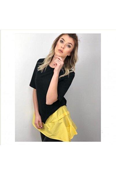 COS Tişört Sarı