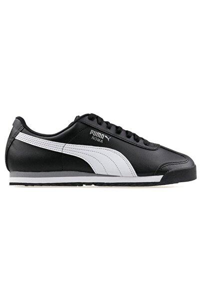 Puma Roma Basic Erkek Siyah Günlük Ayakkabı 35357211