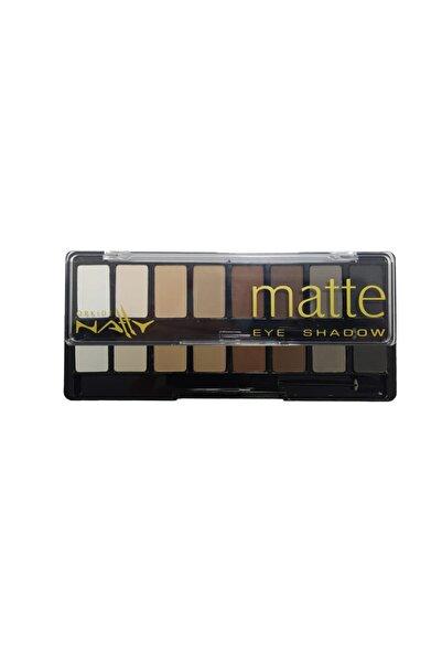 Makeuptime Matte 8'li Far Paleti
