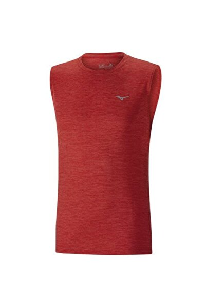 MIZUNO Impulse Core S/l Erkek T-shirt Kırmızı