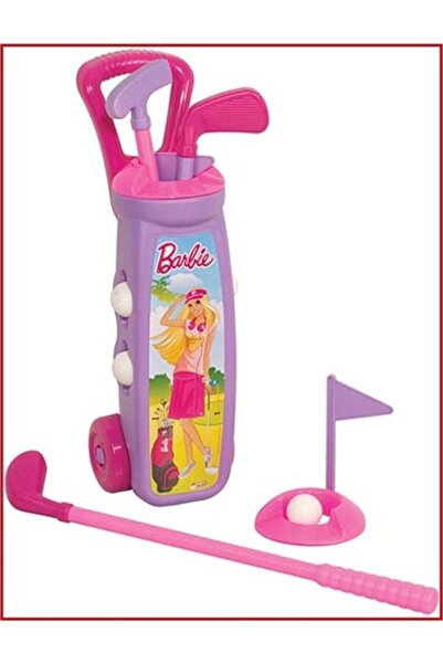 DEDE Barbie Golf Seti Oyuncak