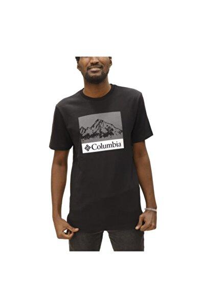 Columbia Hart Mountain Graphic Ss Tee Erkek Kısa Kollu Tişört Cs0097-010