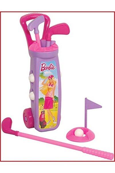 Dede Oyuncak Barbie Golf Seti Oyuncak 03026
