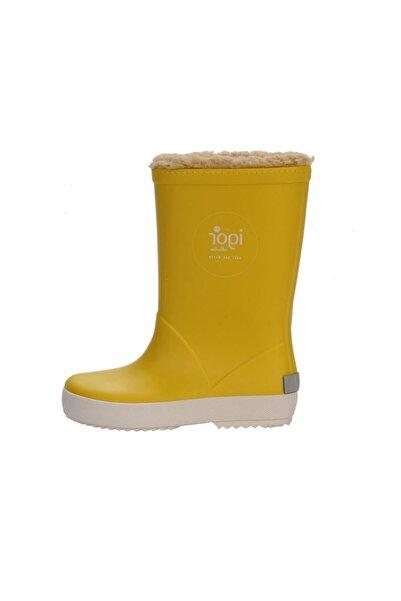 IGOR Sarı Yağmur Çizmesi