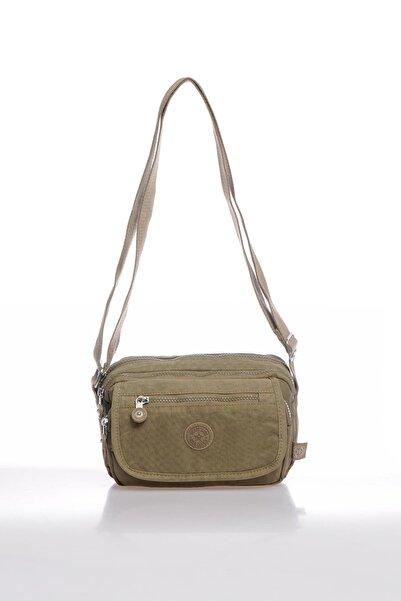 SMART BAGS Smbky1189-0007 Açık Kahverengi Kadın Çapraz Çanta