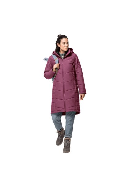 Jack Wolfskin North York Coat Kadın Outdoor Montu