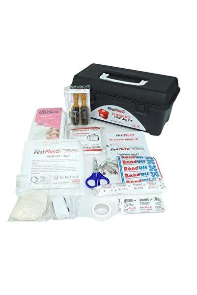 FirstPlus Ilk Yardım Seti Plastik Çanta