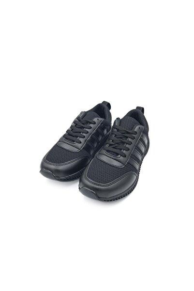 walkie Escape Kadın Siyah Spor Ayakkabı