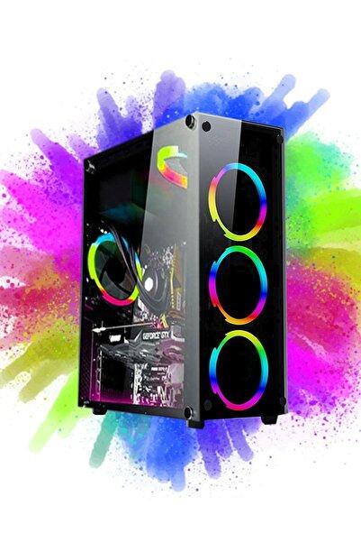 Zeiron Game X50 I5-3470 8gb 500gb 4gb Gt730 Oyun Bilgisayarı