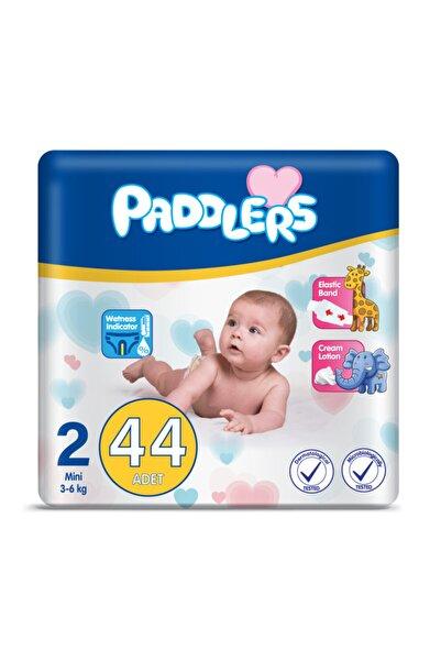 Paddlers Bebek Bezi 2 Numara Mini 44 Adet (3-6 Kg) Eko Paket