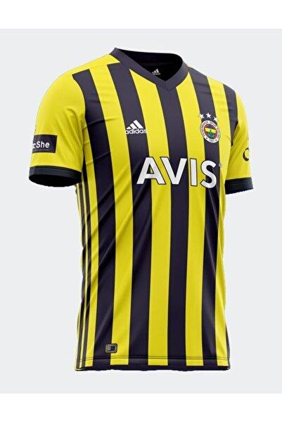 Fenerium Fenerbahçe Lisanslı Efsane Çubuklu Forma