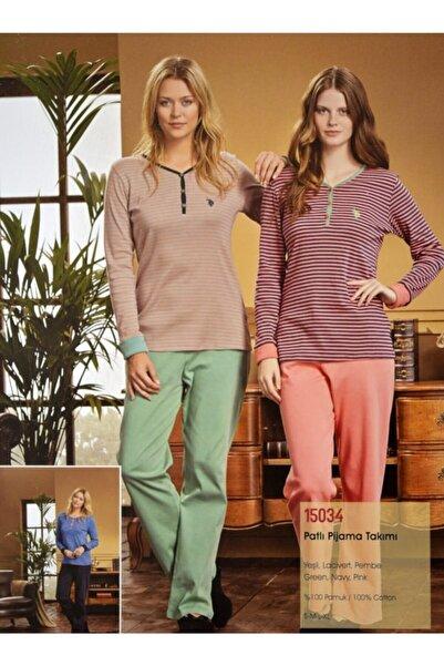 U.S. Polo Assn. Polo 15034 Pijama Takım