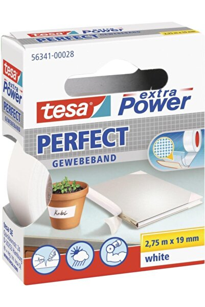 Tesa Xp Perfect Çok Amaçlı Tamir Bandı 19mm X 2.75mt Beyaz 56341-00028-03
