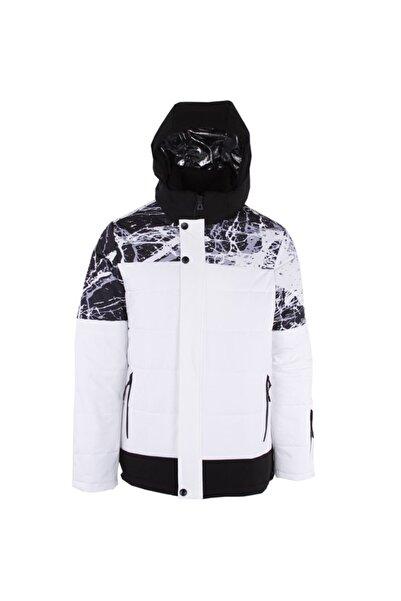 Exuma H Ski Jacket M Erkek Beyaz Mont 2011146-01
