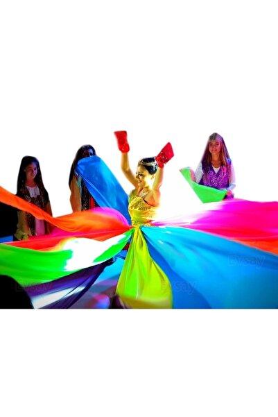 Evsay Kına Gecesi Rengarenk Henna Kemeri Renkli Gelin Sevgi Kelebekleri