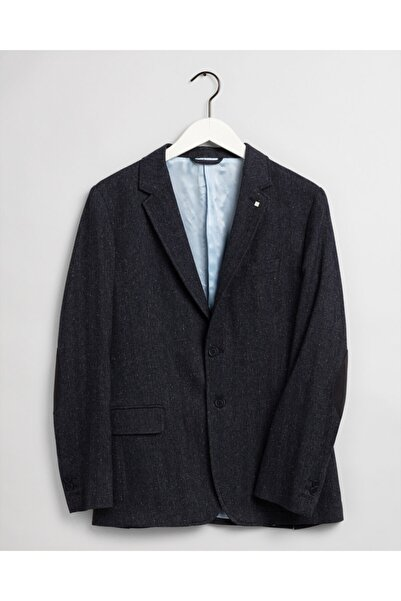 Gant Erkek Slim Fit Lacivert Blazer Ceket 7705125