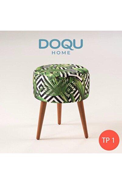 Doqu Home Trio Dekoratif Puf Tp1